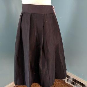 NWT, Ann Taylor, black skirt.
